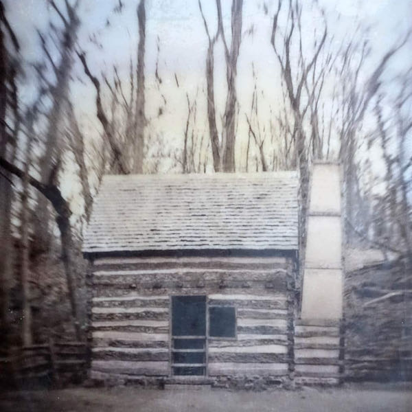 Painting of a Cabin