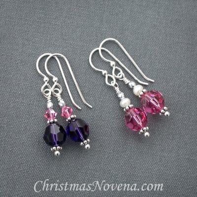 Advent Earrings 2